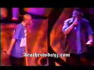 Biggie Smalls & 2Pac Ft Puffy - Whatchu Want live 93